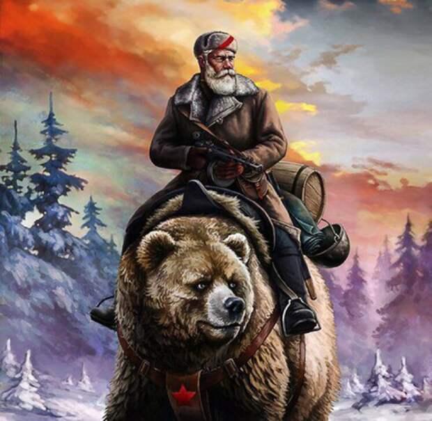 Здравствуйте! Я русский оккупант!