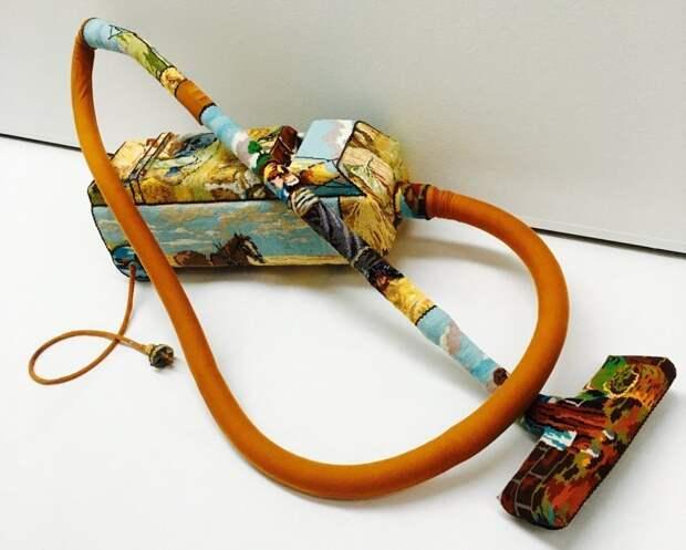 Оригинальное украшение: вышивка дарит новую жизнь вещам вышивка, дизайн, креатив, украшение, фантазия