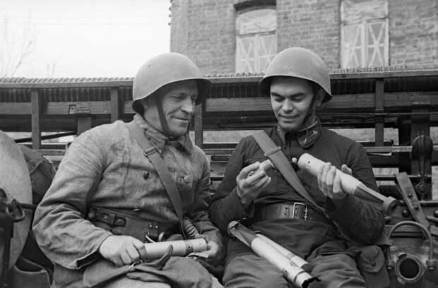 Победившие страх: натиск вермахта заставил защитников столицы колебаться. Но лишь на мгновение