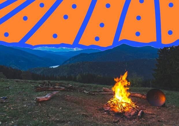 Отдых без вреда для природы: как тушить костер