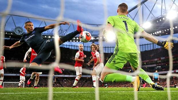 Матч «Арсенала» и«Эвертона»— огонь! УАртеты иАнчелотти очень зрелищные команды