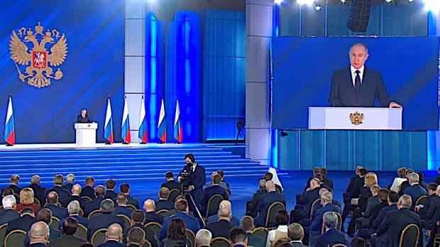 Путин потребовал не допустить разгона инфляции