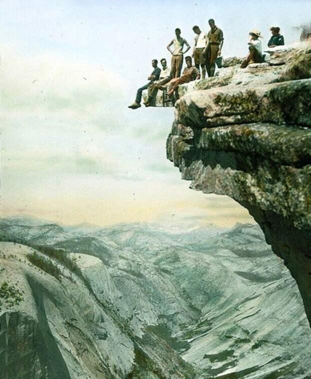 Йосемитский национальный парк, 1915 год