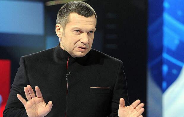 Соловьёв рассказал Норкину, как избежать стресса в эфире