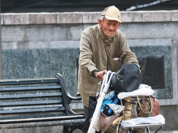 Японцы возрождают древний обычай избавления от стариков