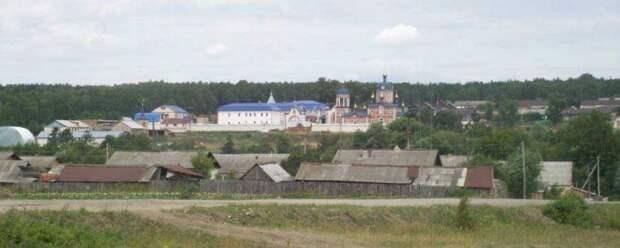 Село Красная Зорька