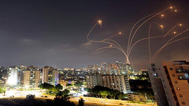 Не с добрым утром, Израиль: массовый обстрел Ашкелона, есть раненые. ( Информация обновляется)
