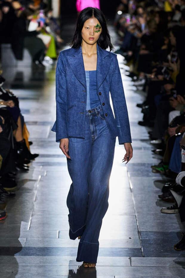 9 модных моделей джинсов которые мы будем носить осенью 2020