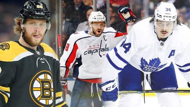 Овечкин— навершине снайперского топа НХЛ. 34-летний Ови несдается молодым звездам изЧехии иСША