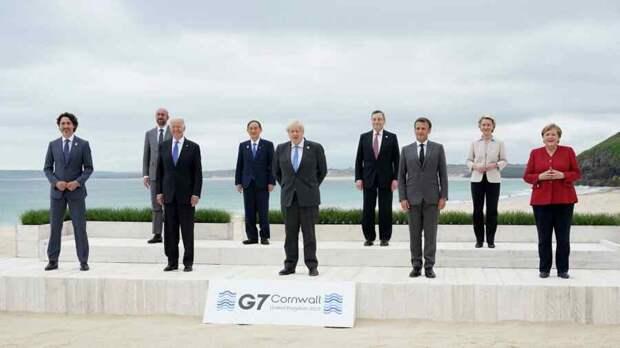 Решение «судеб мира» на саммите G7 и попытки достичь триумфа