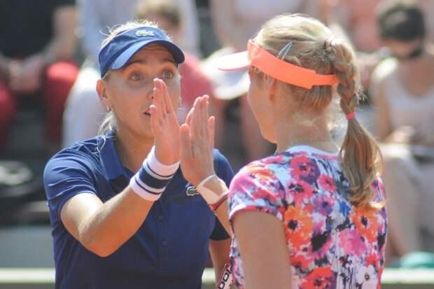 Олимпиада не предел: Макарова и Веснина выиграли второй главный турнир за два месяца