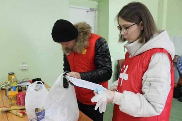 Во время осенней самоизоляции пожилых граждан вновь будут навещать волонтёры