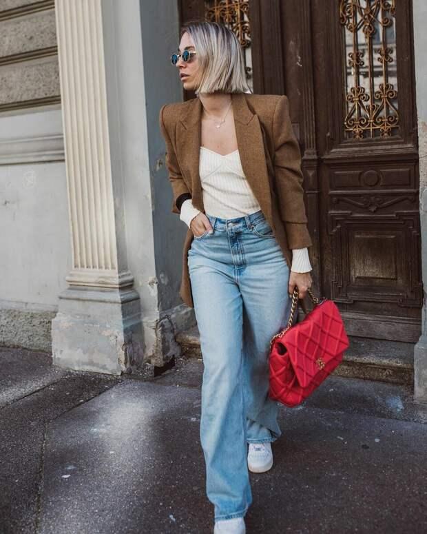 Самые популярные модели джинсов этого сезона