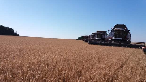 Экспорт российской сельхозтехники вырос более чем вдвое с начала 2021 года