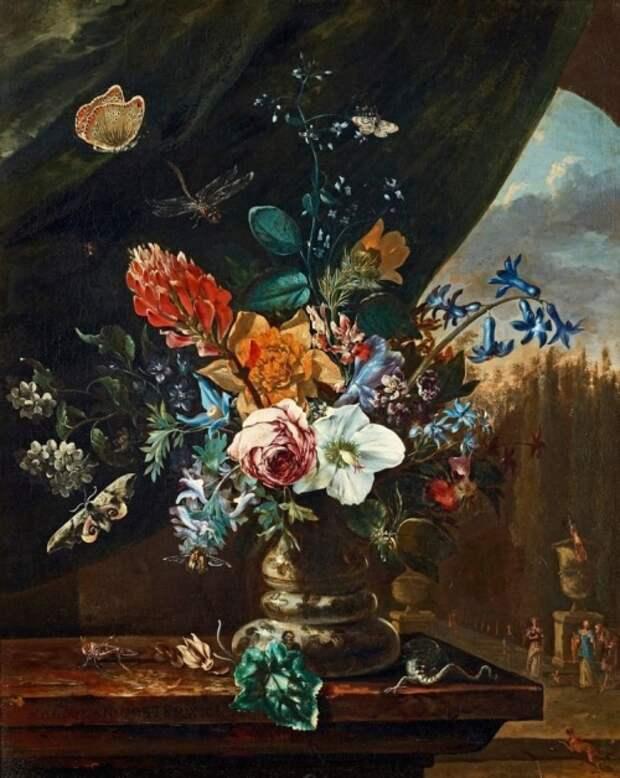 художник Мария ван Остервейк (Maria van Oosterwijk) картины – 08