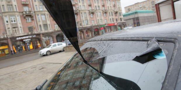 Названо число выявленных в Москве машин с неправильной тонировкой