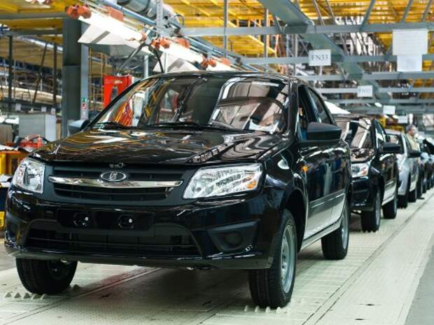 Продажи АВТОВАЗа выросли благодаря программе утилизации