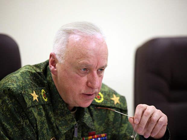 Бастрыкин предложил ужесточить ответственность за фейки в Сети