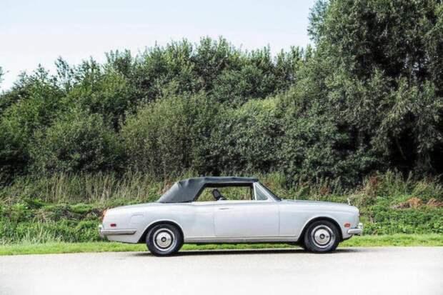 Кабриолет Rolls-Royce, принадлежавший боксеру Мохаммеду Али rolls-royce, авто, автоаукцион, автомобили, мохаммед али, олдтаймер, ретро авто