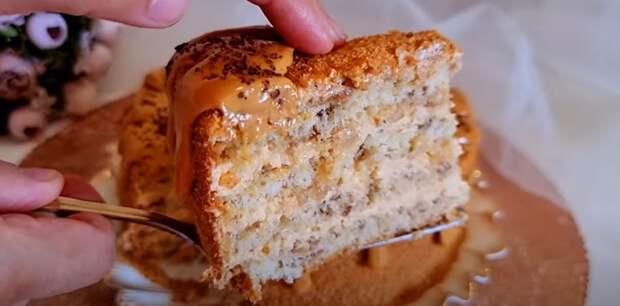 Свекровь научила: шедевральный пирог из простых продуктов. Все, кто продует, просят рецепт