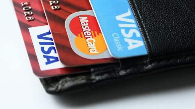 Средний лимит по кредиткам в первом квартале вырос до 70 тысяч рублей