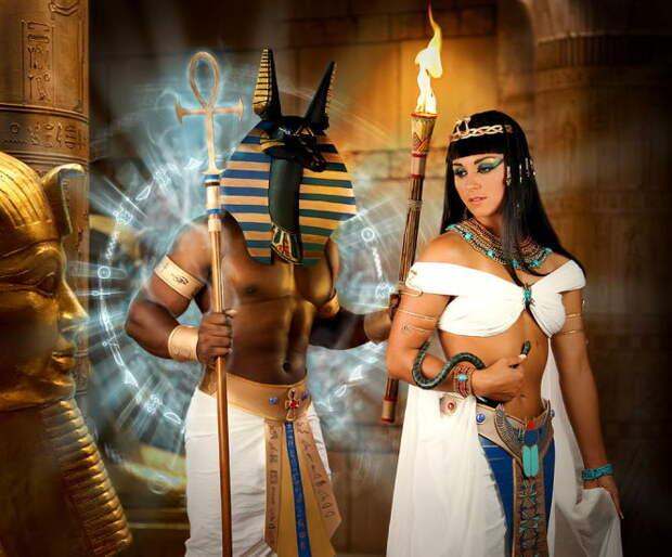 Самая оберегаемая тайна Египта. Звездный ковчег Амсета