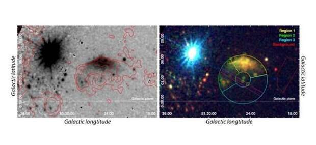 Подробное исследование остатков сверхновой G53.41+0.03