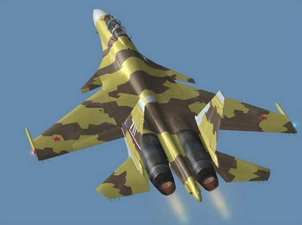 Запредельный пилотаж: чему научил авиацию Су-37