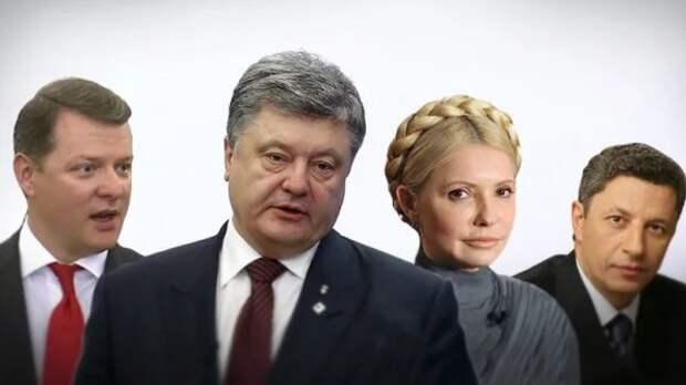 Кто возглавит президентский рейтинг на Украине?