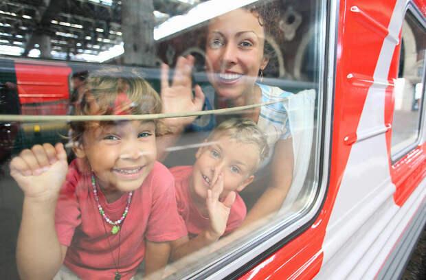 Дешевые билеты на поезда для семей с детьми: Правительство РФ утвердило новую программу