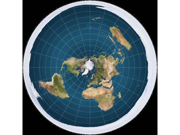 """Деградации образования: """"Теория плоской земли или подтверждение наличия плоского ума?"""""""
