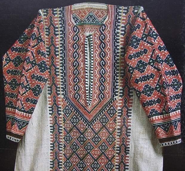 Одежда из крапивы
