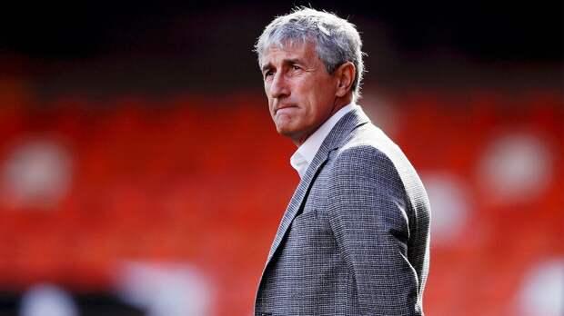 Уткин назвал экс-тренера «Барселоны» вероятным преемником Тедеско в «Спартаке»