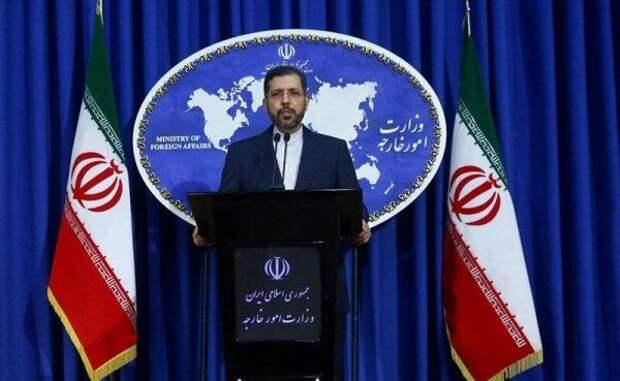 Иран отверг «целеустремлённую ложь» США оспецоперации Израиля вТегеране