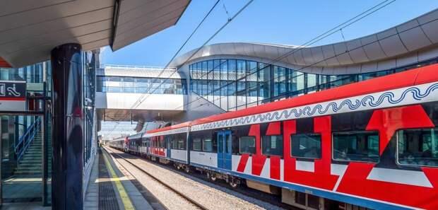 На станции «Каланчёвская» МЦД-2 запустят реверсивное движение