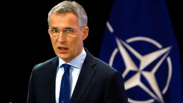 Генсек НАТО Столтенберг выдвинул ультиматум в адрес России. Источник изображения: https://provse.today