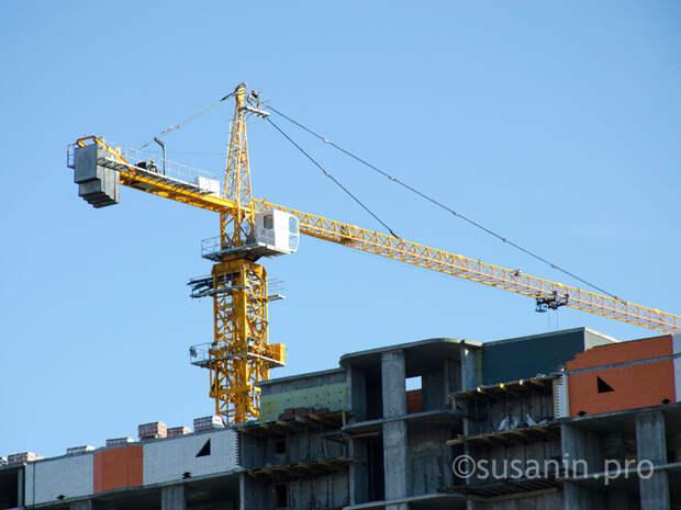 Удмуртия по итогам января вышла на первое место в Приволжье по объемам жилищного строительства