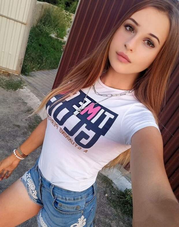 Девушки из российской глубинки - 4
