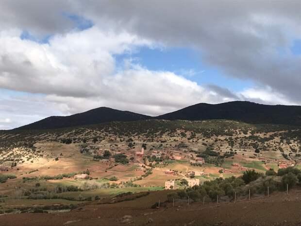 Путешествие в Марокко