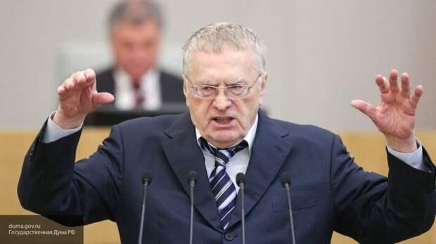 Гордон побоялся публиковать интервью с Жириновским, назвавшим Киев русским городом