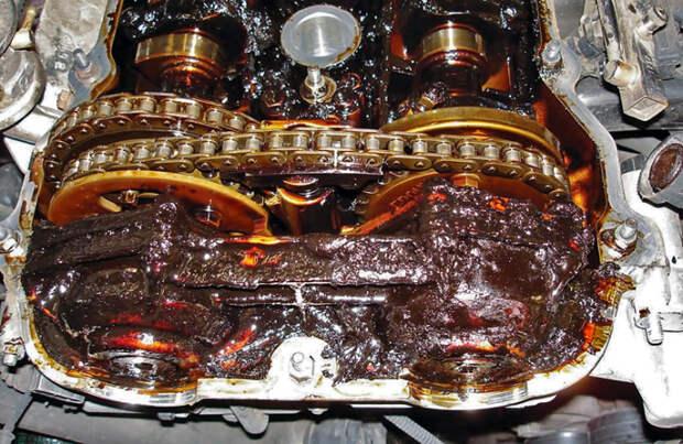 Двигатель машины-утопленника будет в плохом состоянии. /Фото: yandex.ru.