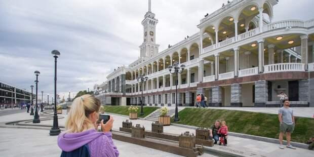Экскурсия по Северному речному вокзалу вошла в топ Дней культурного наследия