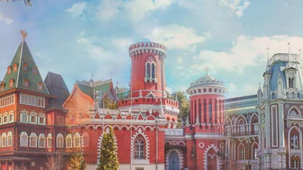 Коломенское, Царицыно, Кусково. Самые красивые дворцы Москвы