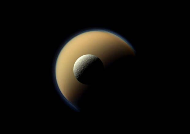 Лучшие фотографии Сатурна зимы 2013-2014