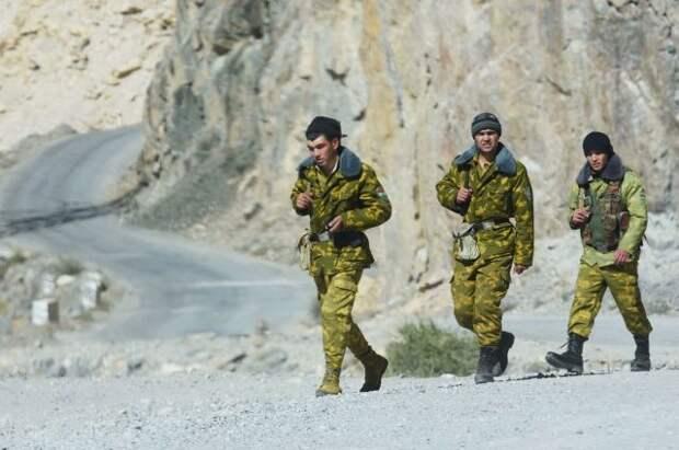 Киргизия и Таджикистан создают совместную группу по урегулированию