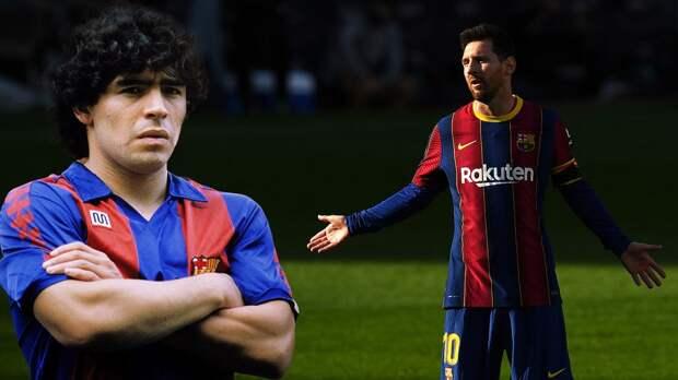 Лам: «Лучший аргентинский футболист в истории — Марадона. Месси сразу за ним»