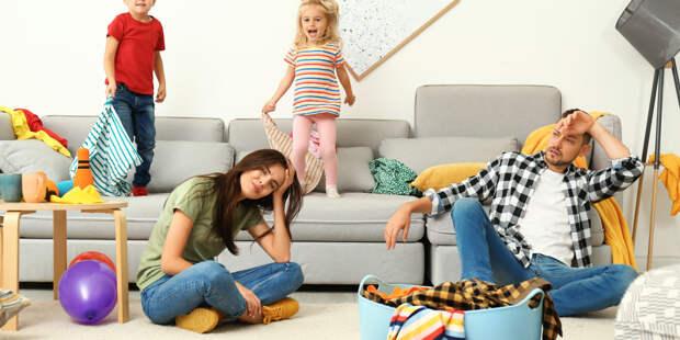 Стресс у родителей оказался связан с лишним весом у детей