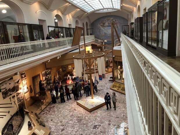 Значение «Ночи музеев» для культурной жизни Петербурга