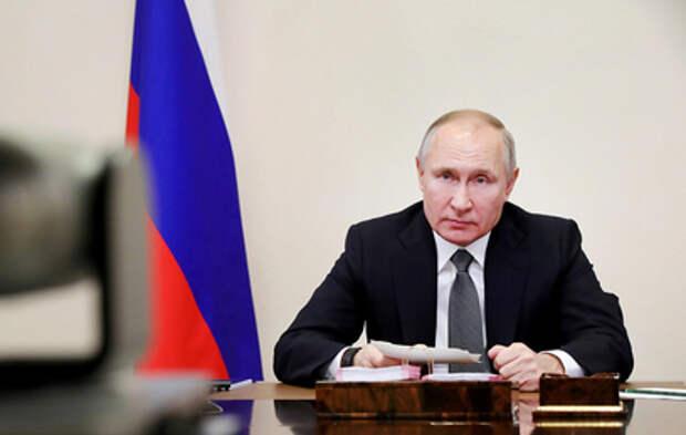 """""""Варварское преступление"""": Путин - о стрельбе в казанской школе"""