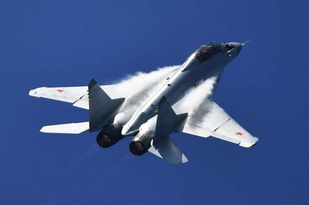 """""""Не облажайся"""": ветеран ВВС Канады рассказал о первом полете на МиГ-29"""